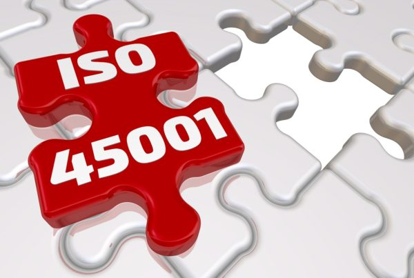 ISO45001 workplace safety