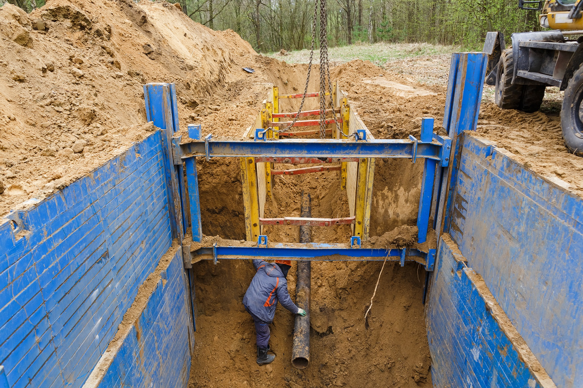 Trench Safety – Its Importance In Construction