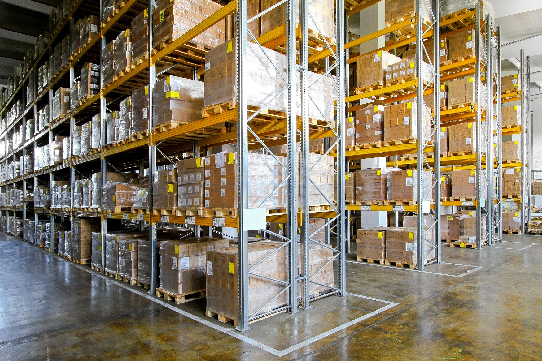Pallet Racking Inspection – Satisfying Warehouse Racking Safety Guidelines