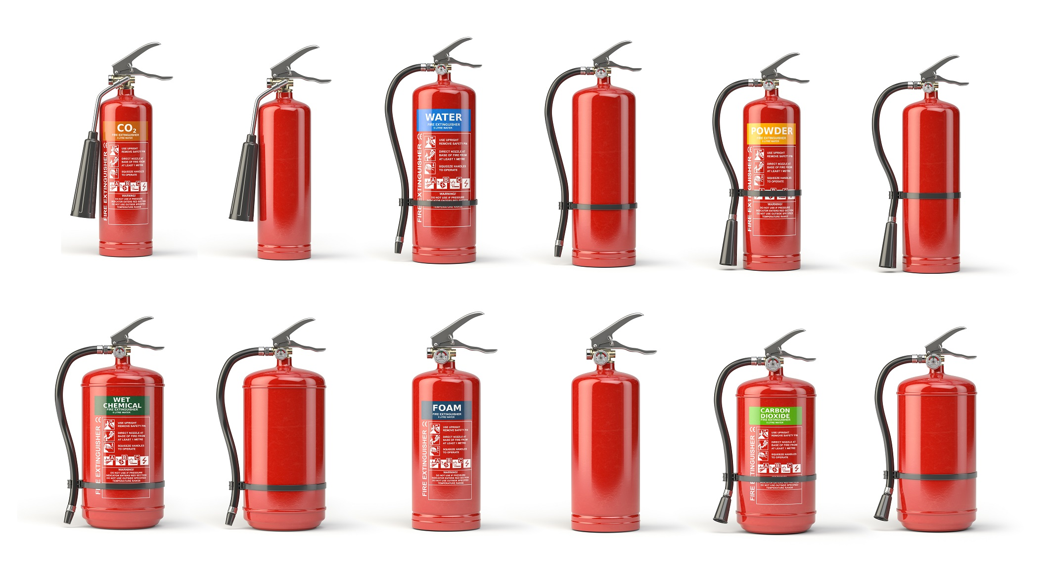 Fire Extinguisher Inspection and Lifespan