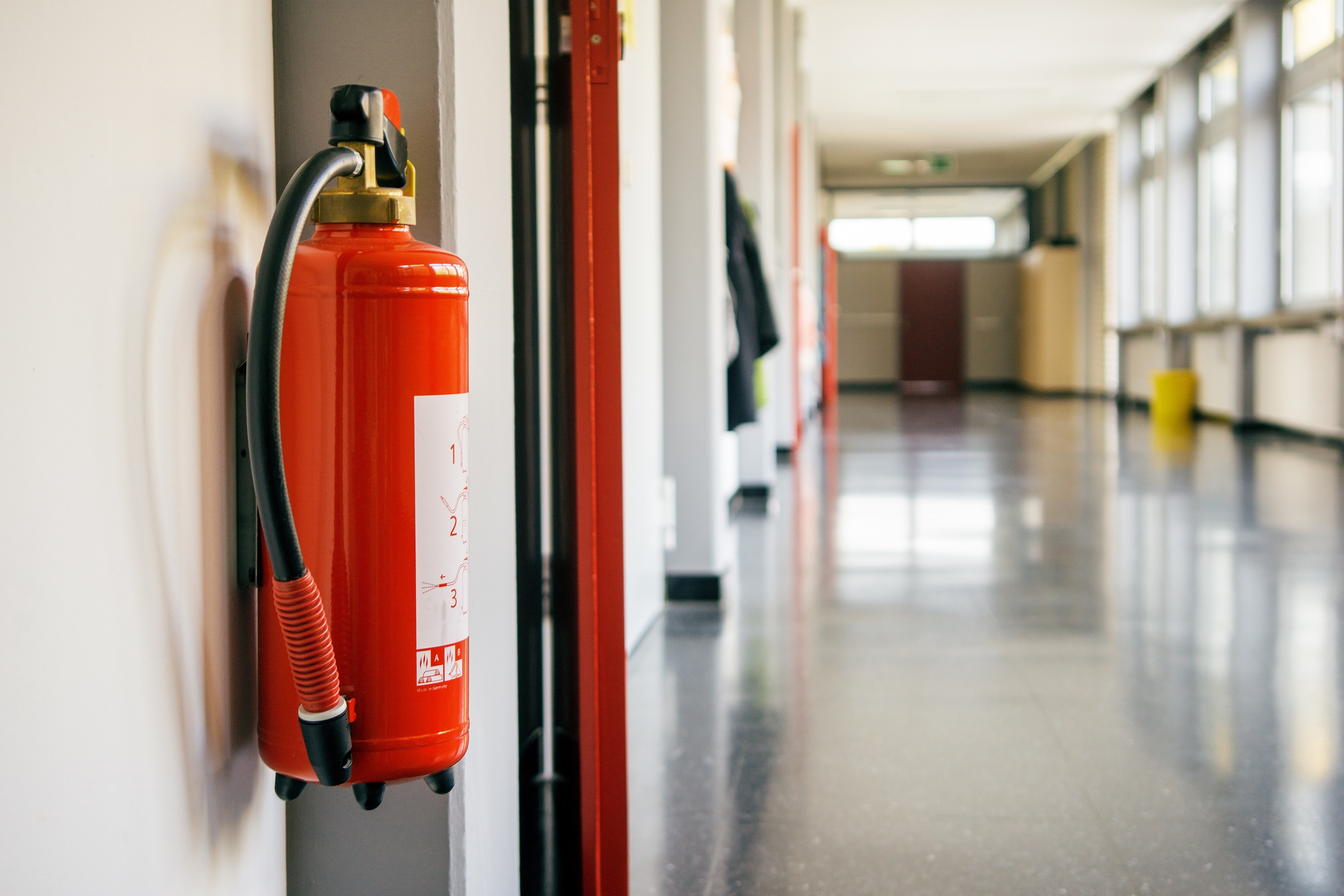Fire Safety in Hospitals in the USA